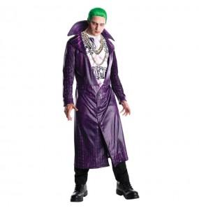 Travestimento Joker Suicide Squad adulti per una serata ad Halloween