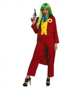 Costume da Joker Joaquin Phoenix per donna