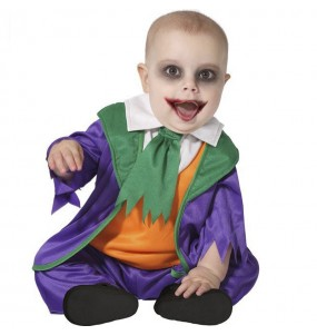 Costume Joker per neonato