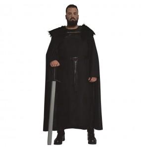 Travestimento Jon Snow Il gioco del trono adulti per una serata in maschera del Medievo