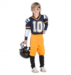 Travestimento Football Americano NFL bambino che più li piace