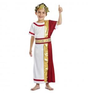 Costume da Giulio Cesare per bambino