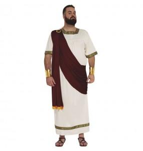 Costume da Romano Cesare Augusto per uomo