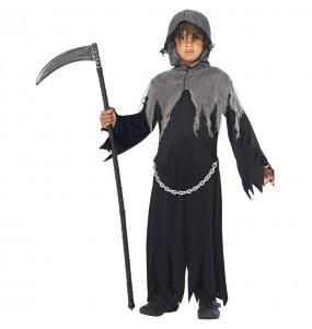 Costume da Giustiziere della morte per bambino