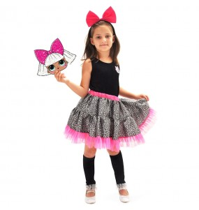 Costume da Lady Diva LOL Surprise per bambina