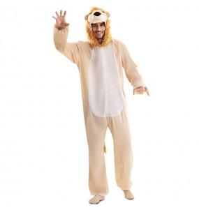 Costume da Leone Selvaggio per uomo