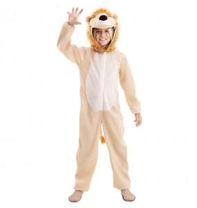 Costume da Leone Selvaggio per bambino