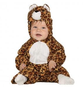 Travestimento Leopardo neonato che più li piace