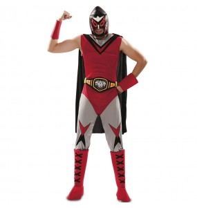 Costume da Lotta Wrestling per uomo