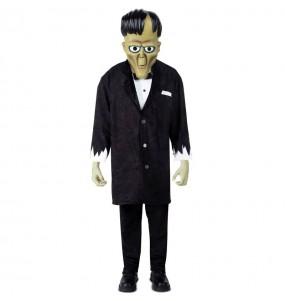 Travestimento Lurch Famiglia Addams bambini per una festa ad Halloween