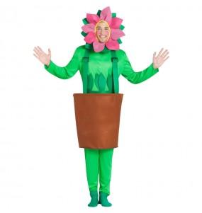 Costume da Pentola con girasole per uomo