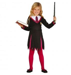 Costume da Maga Studente per bambina