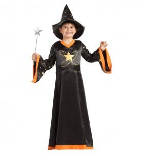 Costume da Mago fantasia per bambino