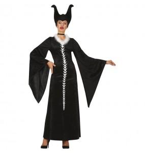 Costume da Malefica Signora del Male per donna
