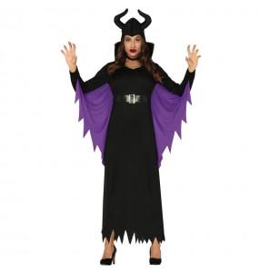 Costume da Malefica Oscura per donna