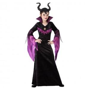 Costume da Malefica Oscura per bambina