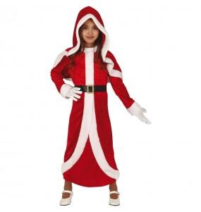 Travestimento Babbo Natale bambina che più li piace