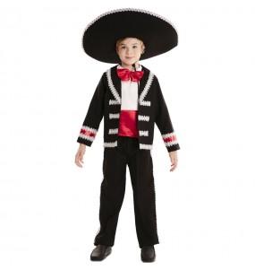 Costume da Mariachi tradizionale per bambino