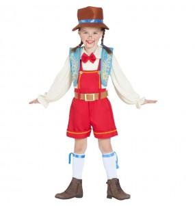 Travestimento Burattino Pinocchio bambina che più li piace
