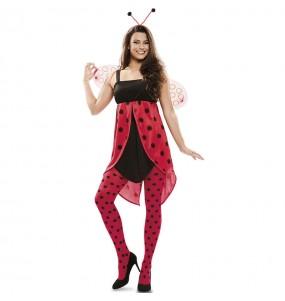 Costume da Coccinella sexy per donna