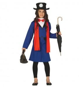 Travestimento Mary Poppins bambina che più li piace