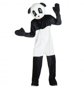 Travestimento Mascotte Panda adulti per una serata in maschera