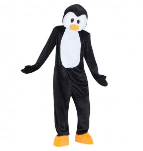 Travestimento Mascotte Pinguino adulti per una serata in maschera