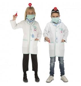 Travestimento Veterinario con accessori bambino che più li piace