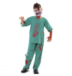 Costume da Medico insanguinato per bambino