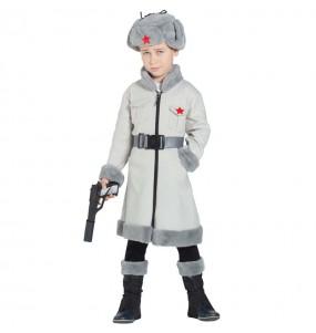 Travestimento Militare Russo Sovietico bambino che più li piace
