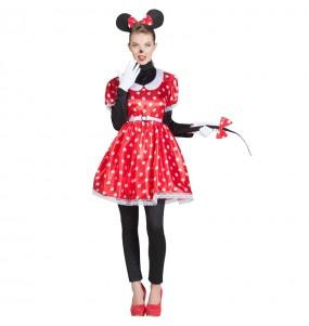 Costume da Minnie Mouse per donna