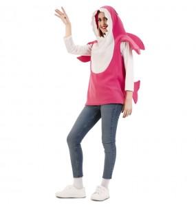 Costume da Mommy Shark per donna