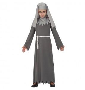 Costume da Suora malvagia per bambina