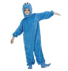 Travestimento Cookie Monster bambino che più li piace