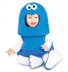 Travestimento Cookie Monster Sesamo Apriti Balloon neonato che più li piace