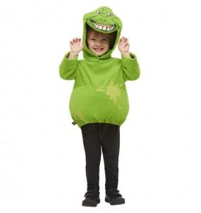 Costume da Slimer Ghostbusters per neonato