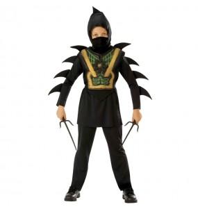 Costume da Mortal Ninja per bambino