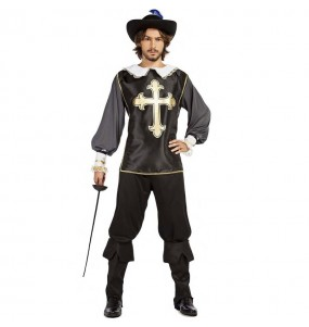 Costume da Moschettiere dell'Ordine per uomo