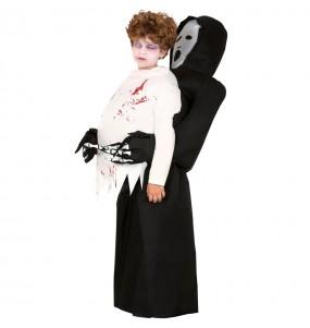 Travestimento sulle spalle Morte Halloween Gonfiabile bambini per una festa ad Halloween