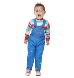 Costume da Bambola Chucky per neonato