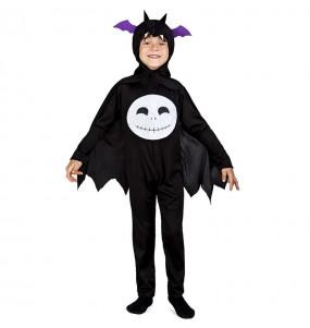 Costume da Pipistrello nero per bambino