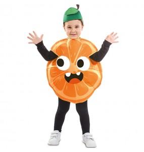 Travestimento Arancione bambino che più li piace