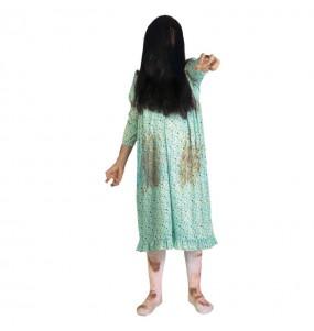 Costume Ragazza posseduta donna per una serata ad Halloween
