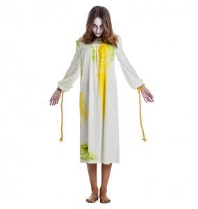 Costume da Ragazza esorcista posseduta per donna