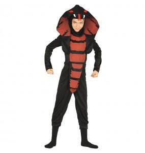 Travestimento Ninja Cobra bambini per una festa ad Halloween