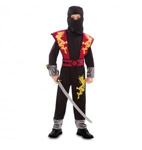 Travestimento Ninja Drago bambino che più li piace