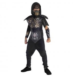 Costume da Ninja infernale per bambino