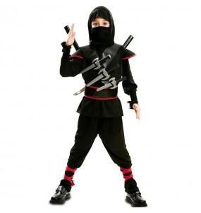 Costume da Ninja Killer per bambino