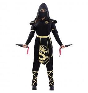 Costume da Ninja Warrior per donna