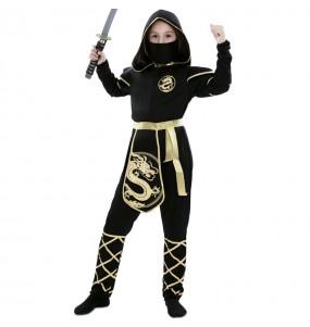 Costume da Ninja Warrior per bambina